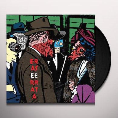 Erase Errata LOST WEEKEND Vinyl Record