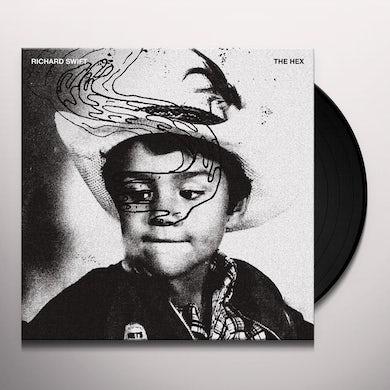 Richard Swift Hex Vinyl Record