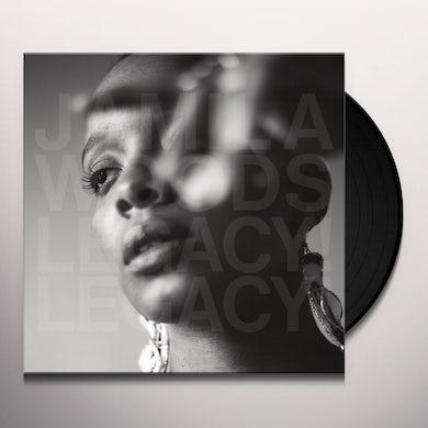 Jamila Woods LEGACY! LEGACY! Vinyl Record