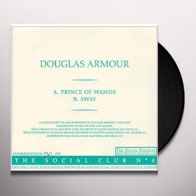 Douglas Armour SOCIAL CLUB 4 Vinyl Record