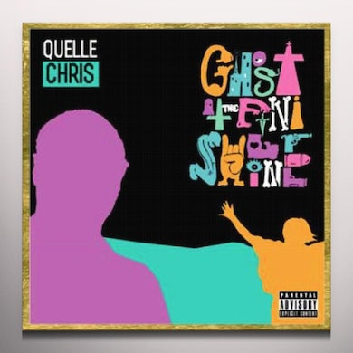 Quelle Chris GHOST AT THE FINISH LINE Vinyl Record