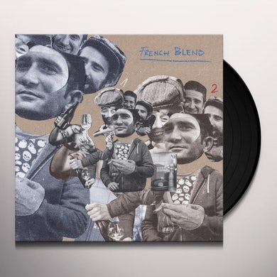 Alchemist FRENCH BLEND PARTS 1 & 2 Vinyl Record