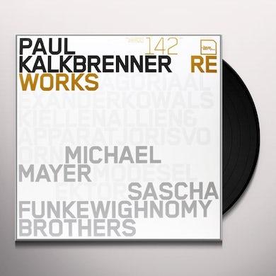 """Paul Kalkbrenner REWORKS / 12"""" NO 3 Vinyl Record"""