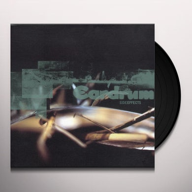 Eardrum SIDE EFFECTS Vinyl Record