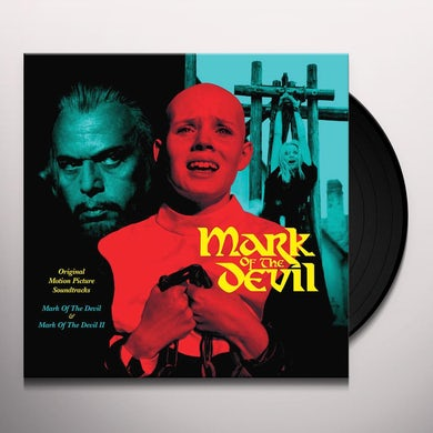 Michael Holm MARK OF THE DEVIL I & II (SCORE) / Original Soundtrack Vinyl Record