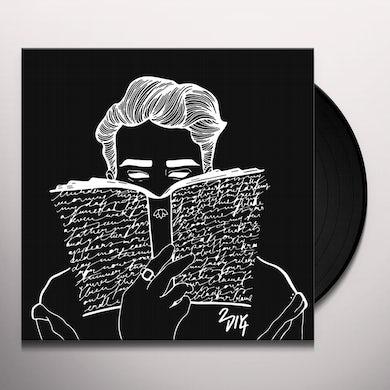 Daniel Alexander TRAUMATOLOGY ONE Vinyl Record