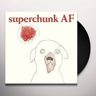 Superchunk Acoustic Foolish Vinyl Record