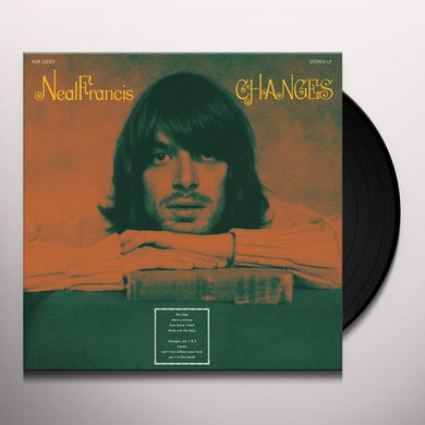 Neal Francis CHANGES Vinyl Record