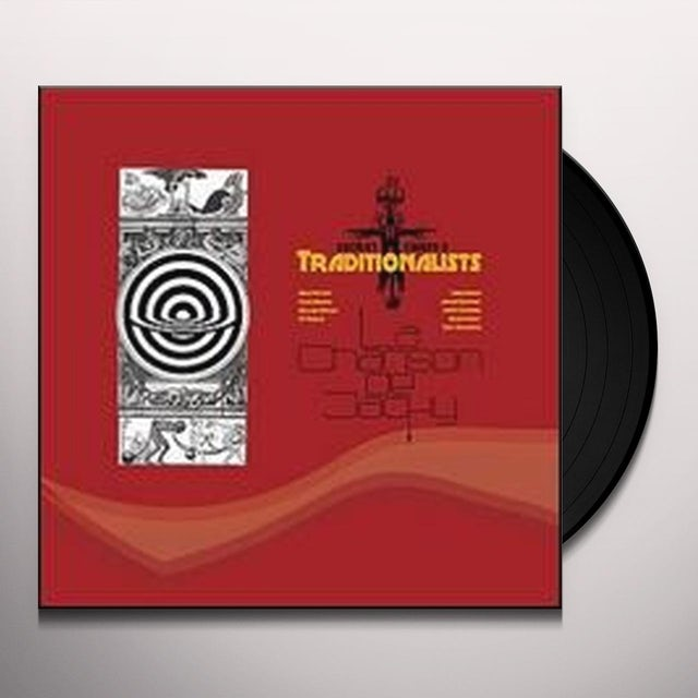 Traditionalists (Secret Chiefs 3) LA CHANSON DE JACKY/WESTERN EXILE Vinyl Record