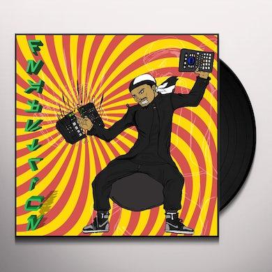 Eardrum DEAF STRIKE Vinyl Record
