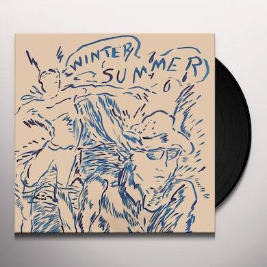 Peter Gordon WINTER SUMMER Vinyl Record