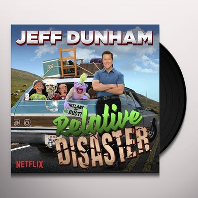 Relative Disaster Vinyl Record