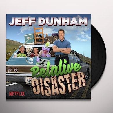Jeff Dunham Relative Disaster Vinyl Record