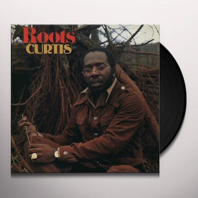 Curtis Mayfield ROOTS Vinyl Record