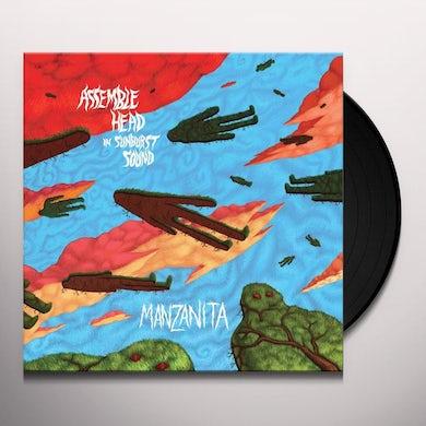 Assemble Head In Sunburst Sound MANZANITA Vinyl Record