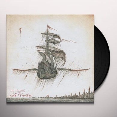 Tosspints PRIVATEER Vinyl Record