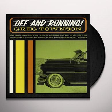 OFF & RUNNING Vinyl Record