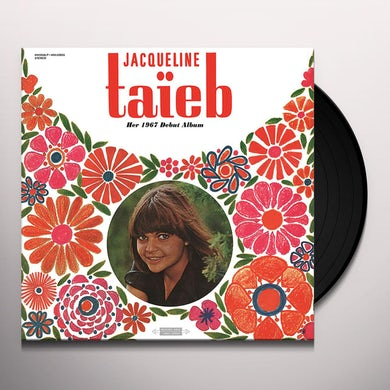 JACQUELINE TAIEB: HER 1967 DEBUT ALBUM Vinyl Record