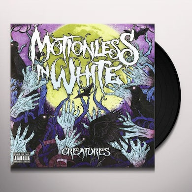 Motionless In White Creatures Vinyl Record
