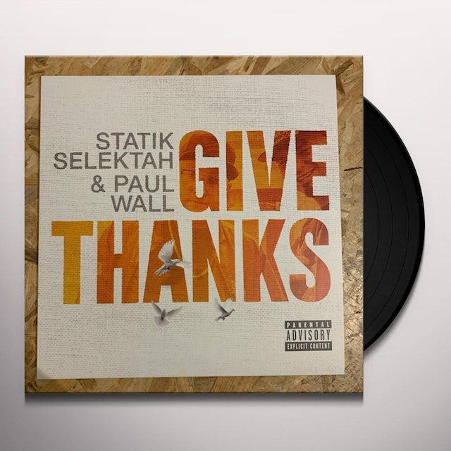 Statik Selektah & Paul Wall