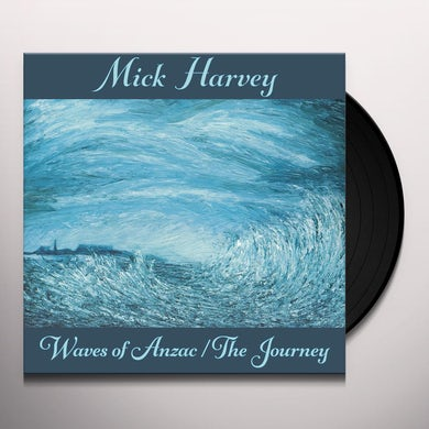 WAVES OF ANZAC (MUSIC FROM THE DOCUMENTARY) Vinyl Record