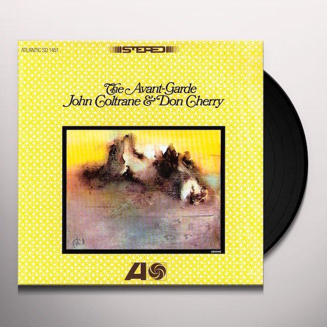 John Coltrane AVANT-GARDE Vinyl Record