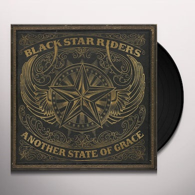 Black Star Riders ANOTHER STATE OF GRACE Vinyl Record