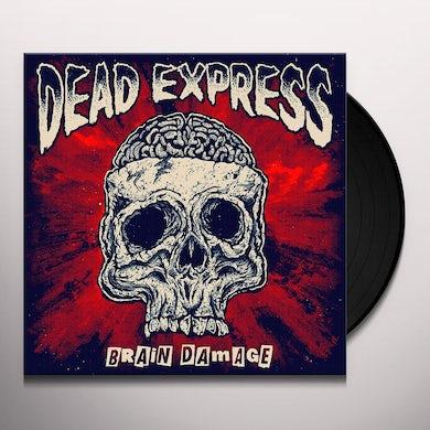 Dead Express BRAIN DAMAGE Vinyl Record