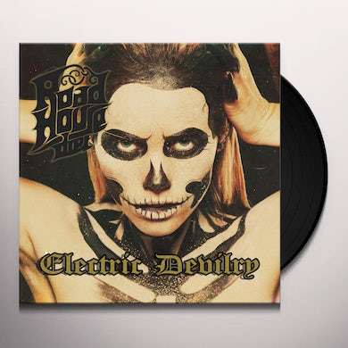 Roadhouse Diet ELECTRIC DEVILRY Vinyl Record