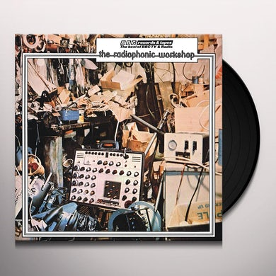 THE RADIOPHONIC WORKSHOP / Original Soundtrack Vinyl Record