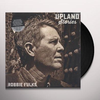 Robbie Fulks UPLAND STORIES Vinyl Record