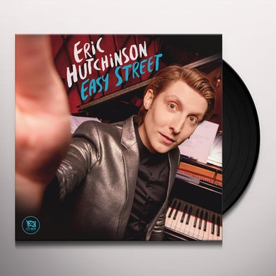 Eric Hutchinson EASY STREET Vinyl Record