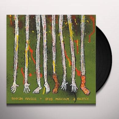 Stefan Neville / Greg Malcolm NUANCE Vinyl Record