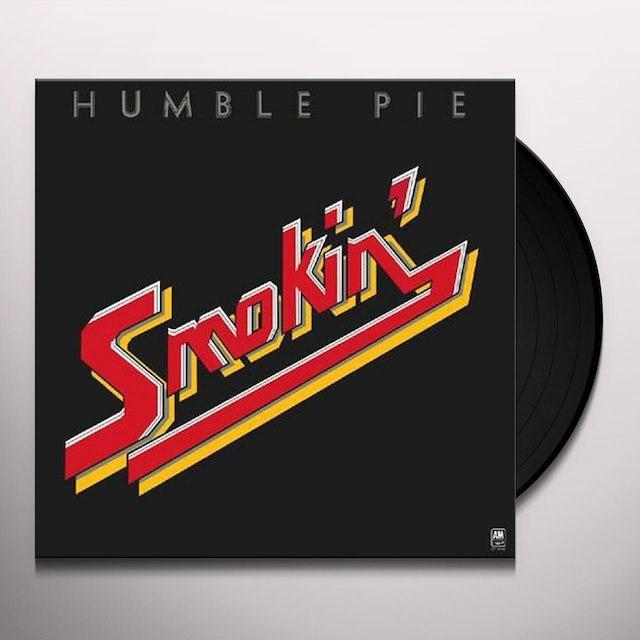 Humble Pie SMOKIN Vinyl Record