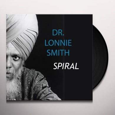 Dr. Lonnie Smith SPIRAL Vinyl Record