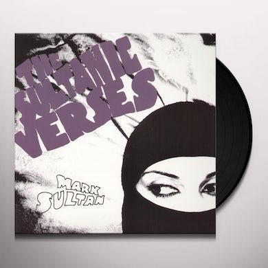 Mark Sultan SULTANIC VERSES Vinyl Record