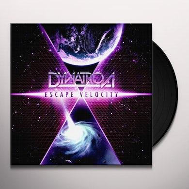 Dynatron ESCAPE VELOCITY Vinyl Record