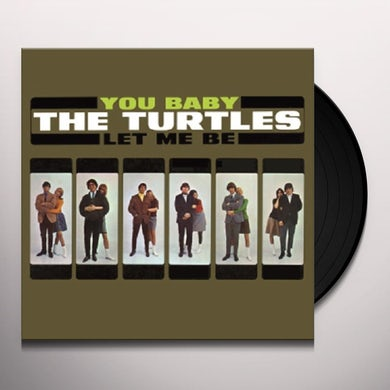 The Turtles YOU BABY Vinyl Record