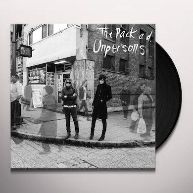 The Pack a.d. UNPERSONS Vinyl Record