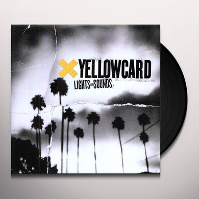Yellowcard LIGHTS & SOUNDS Vinyl Record