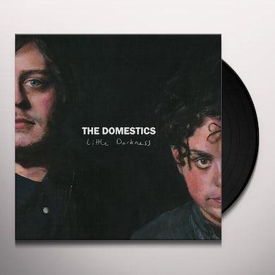 DOMESTICS LITTLE DARKNESS Vinyl Record