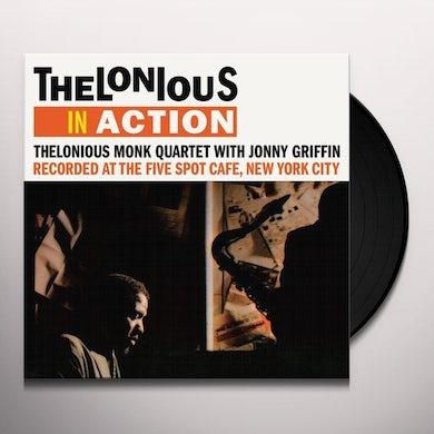 Thelonius Monk IN ACTION Vinyl Record