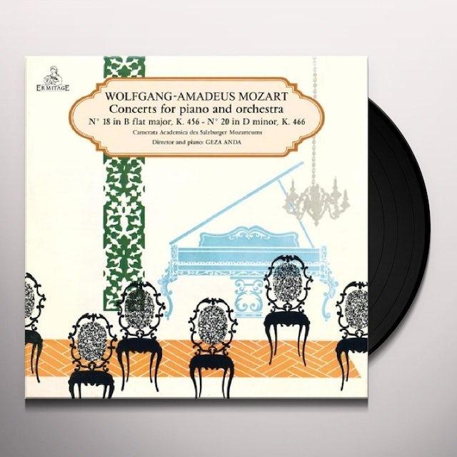 Mozart / Geza Anda