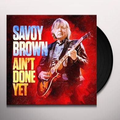 AIN'T DONE YET Vinyl Record