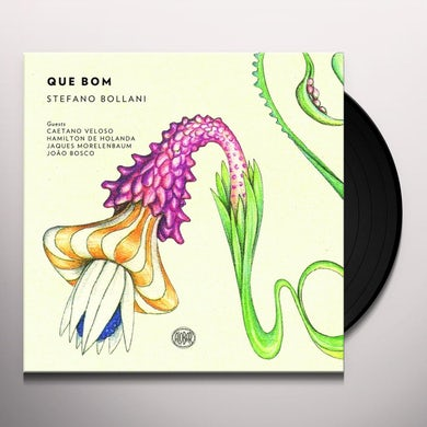 QUE BOM Vinyl Record