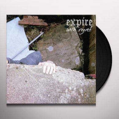 WITH REGRET Vinyl Record