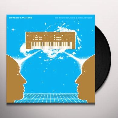 Satoshi & Makoto CZ-5000 SOUNDS & SEQUENCES Vinyl Record