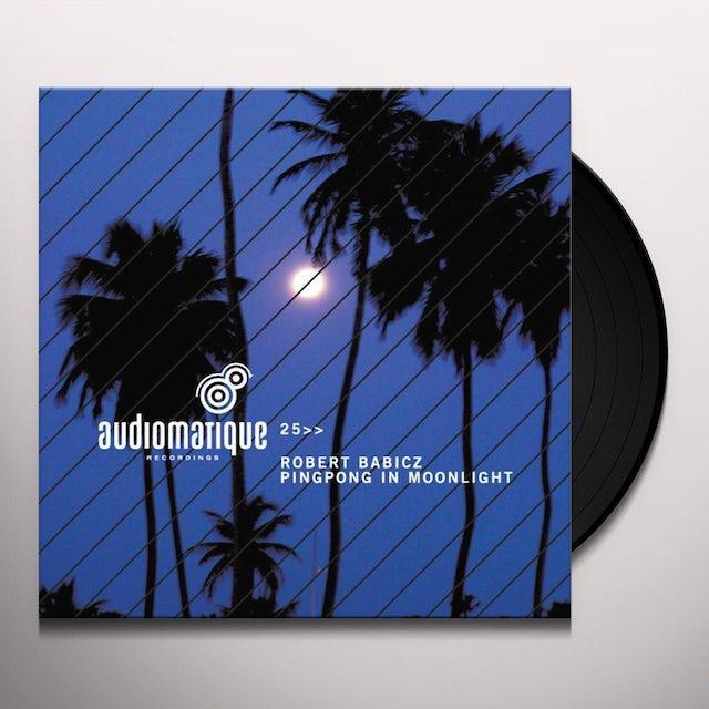 Robert Babicz PINGPONG IN MOONLIGHT Vinyl Record