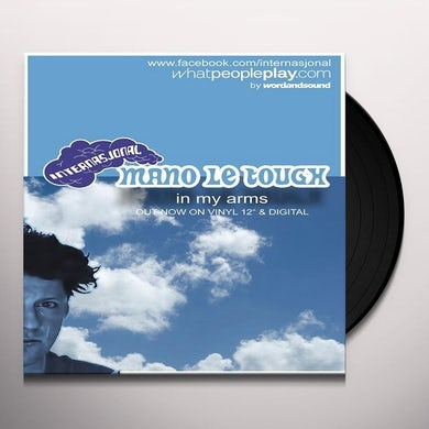 Mano Le Tough IN MY ARMS Vinyl Record