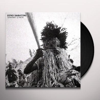 Dino Sabatini SHAMANS PATH Vinyl Record
